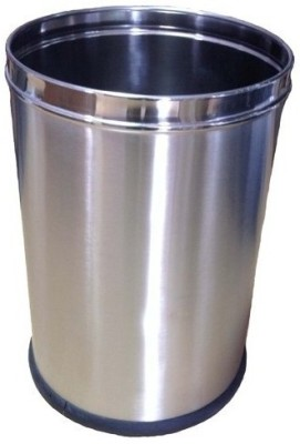 Neat Storage Systems Stainless Steel Dustbin