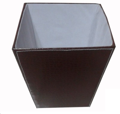 Creative Textiles Wooden Dustbin