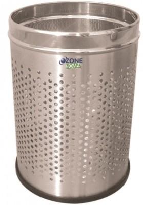 Ozone Homz Stainless Steel Dustbin(Steel)