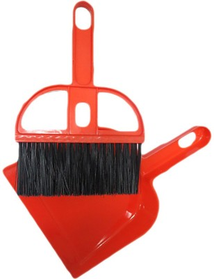 DCS Plastic Dustpan(Red)