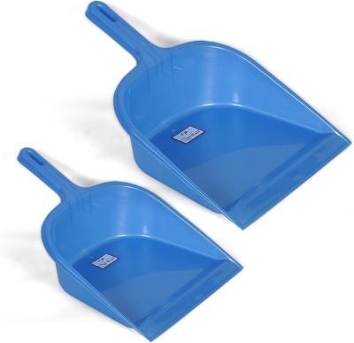 NAVKAR-CP Plastic Dustpan(Blue)