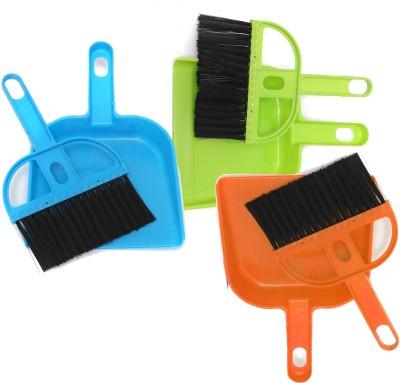 Goldcave Plastic Dustpan(Multicolor)