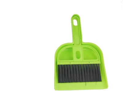 Ideal Home Plastic Dustpan(Green)