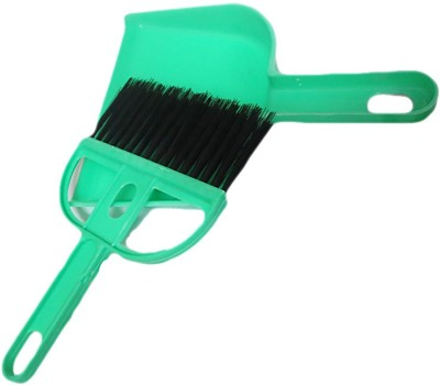 DCS Plastic Dustpan(Green)