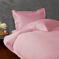 SRP Linen 100% Egyptian Cotton Bedding Set(Baby Pink)