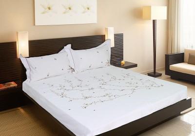 Milano Home Queen Cotton Duvet Cover