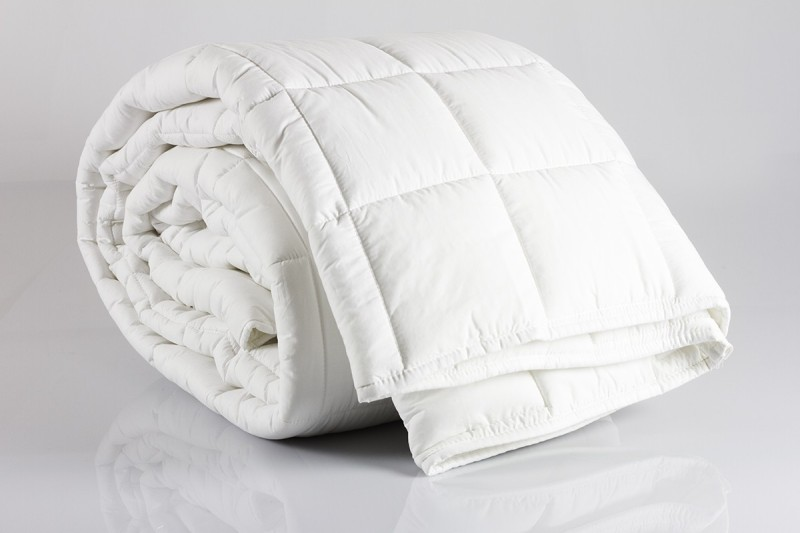 Raha King Cotton Duvet Cover(White)