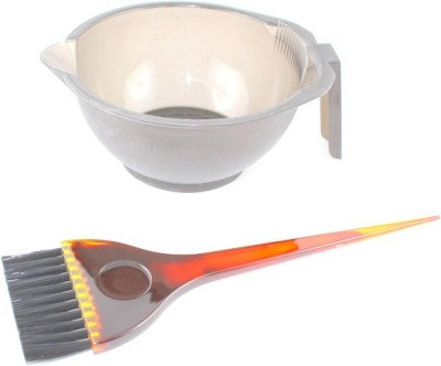 Ear Lobe & Accessories 300 ml black Hairdye Mixing Bowl