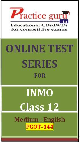 Practice Guru Series for INMO Class 12 Online Test(Voucher)