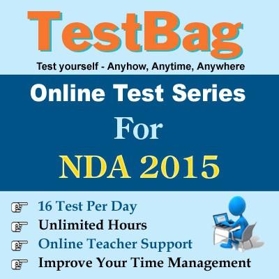 TestBag NDA 2015 Online Test(Voucher)