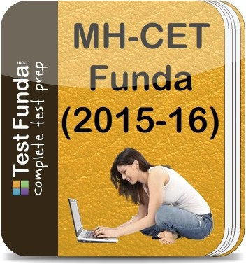 Test Funda MH - CET Funda (2015 - 16) Online Test(Voucher)
