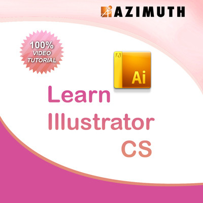 Azimuth Learn Illustrator CS Online Course(Voucher)