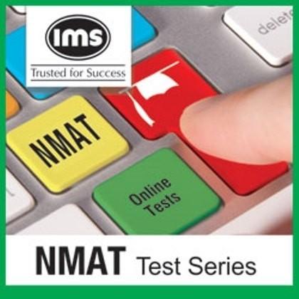 IMS NMAT Test Series Online Test(Voucher)