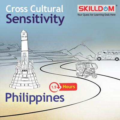 SKILLDOM Cross Cultural Sensitivity - Philippines Certification Course(User ID-Password)