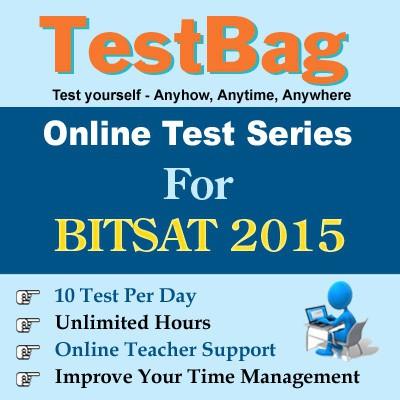 TestBag BITSAT 2015 Online Test(Voucher)