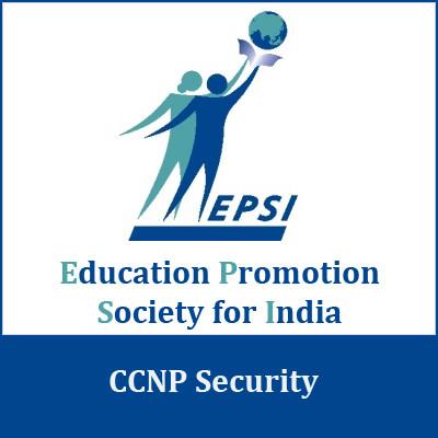 SkillVue EPSI - CCNP Security Certification Course(Voucher)