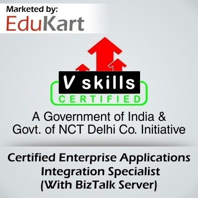 Vskills Certified Enterprise Applications Integration Specialist with BizTalk Server Certification Course(Voucher)