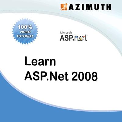 Azimuth Learn ASP.NET 2008 Online Course(Voucher)