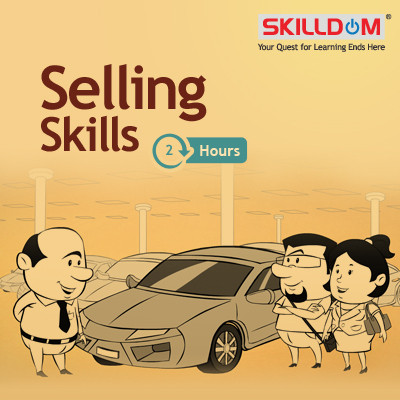 SKILLDOM Selling Skills Certification Course(User ID-Password)