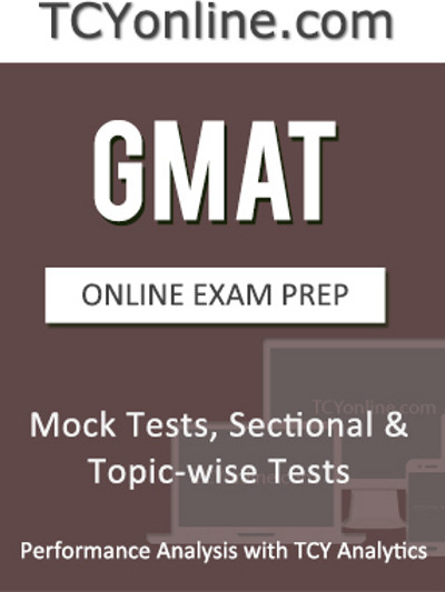TCYonline GMAT - Online Exam Prep Mock Tests, Sectional & Topic-wise Tests Performance Analysis with TCY Analytics (5 Months) Online Test(Voucher)