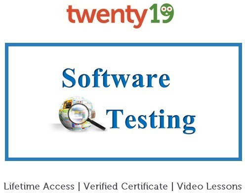 Twenty19 Software Testing Certification Course(Voucher)