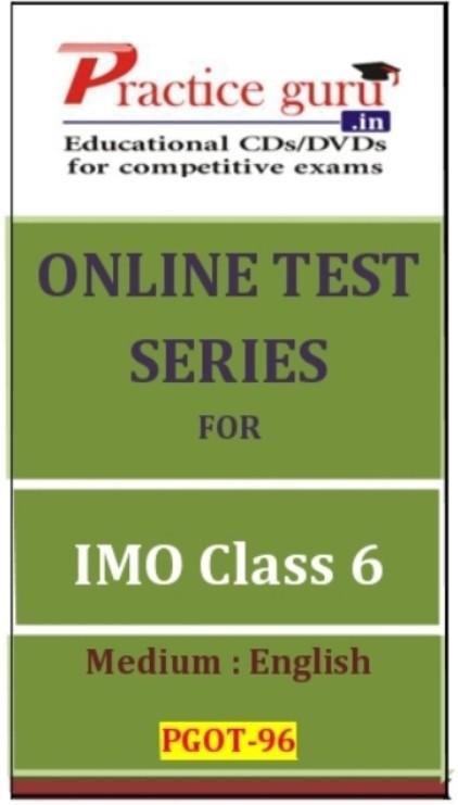 Practice Guru Series for IMO Class 6 Online Test(Voucher)