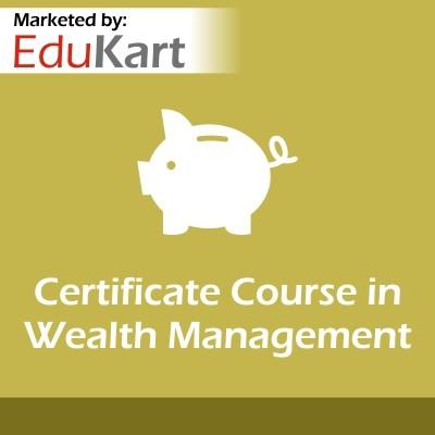 EduKart Certificate Course in Wealth Management Certification Course(Voucher)