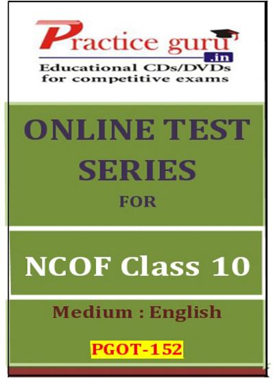 Practice Guru Series for NCOF Class 10 Online Test(Voucher)