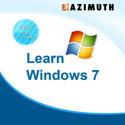 Azimuth Learn Windows 7 Online Course(Voucher)