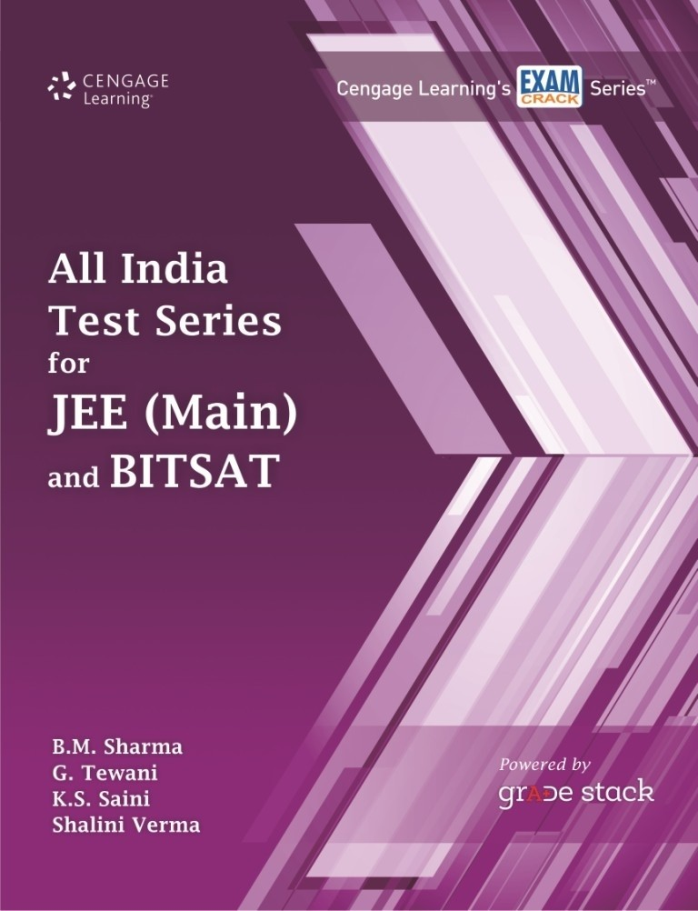 Cengage Learning All India Test Series for JEE (Main) and BITSAT Online Test(Voucher)
