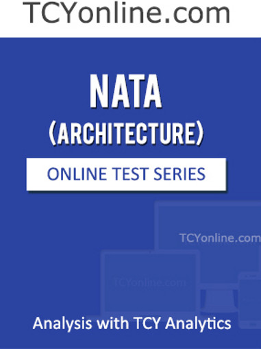 TCYonline NATA Architecture Analysis with TCY Analytics - 5 Months Pack Online Test(Voucher)