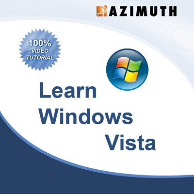 Azimuth Learn Windows Vista Online Course(Voucher)