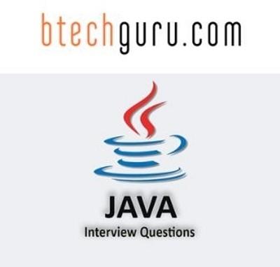 Btechguru Java Interview Questions Online Course(Voucher)