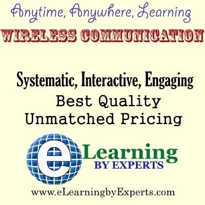 eLearning by Experts Wireless Communication Online Test(Voucher)