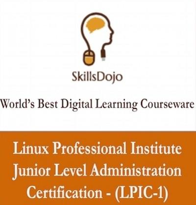 SkillsDojo Linux Professional Institute Junior Level Administration Certification - (LPIC - 1) Certification Course(Voucher)