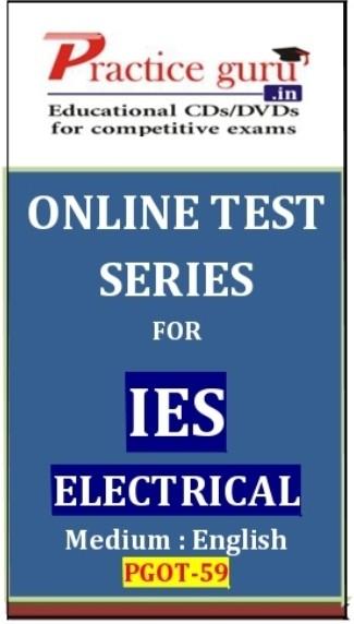Practice Guru IES - Electrical Online Test(Voucher)