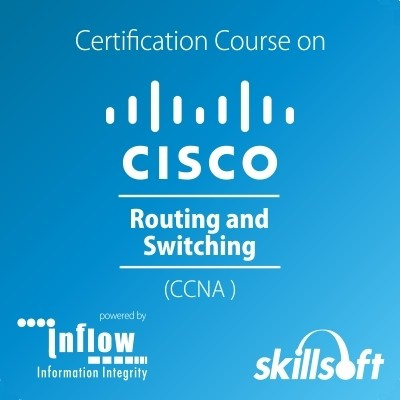 Skill Soft Cisco Certified Network Associate - Routing and Switching Certification Course(Voucher)
