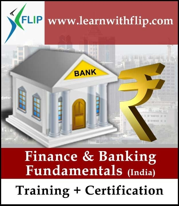 Finitiatives Learning India Pvt. Ltd. Finance & Banking Fundamentals (India) (Training + Certification) Certification Course(Voucher)