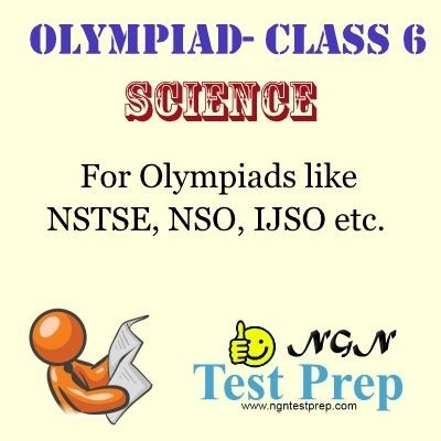 NGN Test Prep Olympiad - Science (Class 6) Online Test(Voucher)