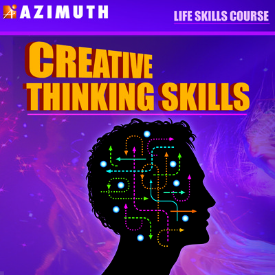 Azimuth Life Skills Course - Creative Thinking Skills Online Course(Voucher)