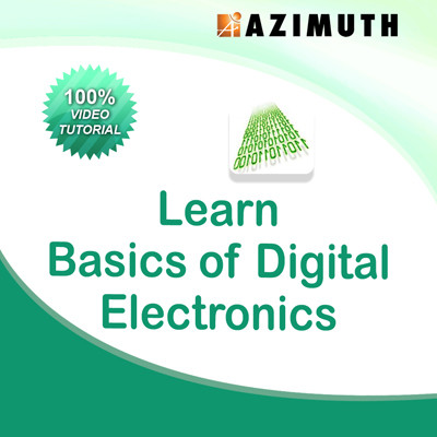 Azimuth Learn Basics of Digital Electronics Online Course(Voucher)