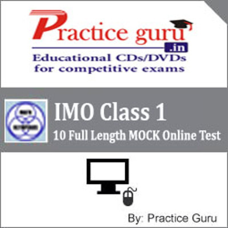 Practice Guru IMO Class 1 - 10 Full Length MOCK Online Test(Voucher)