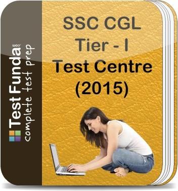 Test Funda SSC CGL Tier - 1 Test Centre (2015) Online Test(Voucher)