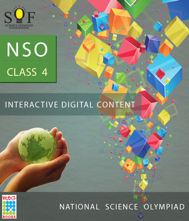 MTG NSO Class 4 - Interactive Digital Content Online Test(Voucher)