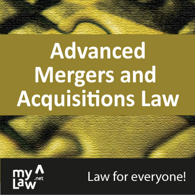 Rainmaker Advanced Mergers and Acquisitions Law - Law for Everyone! Certification Course(Voucher)
