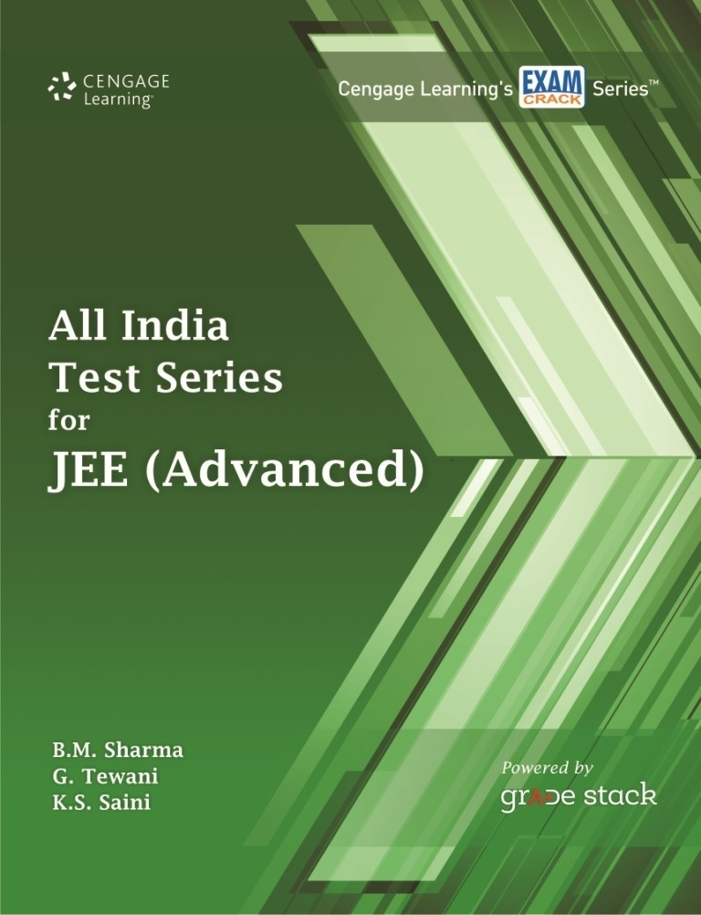 Cengage Learning All India Test Series for JEE (Advanced) Online Test(Voucher)