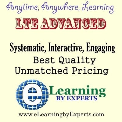 eLearning by Experts LTE Advanced Online Test(Voucher)