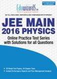 Eduwizards JEE Main 2016 Physics Online ...