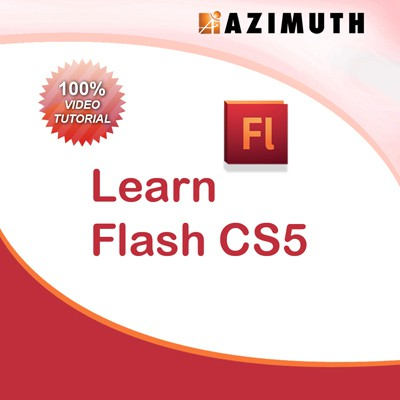 Azimuth Flash CS5 NF Online Course(Voucher)