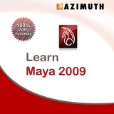 Azimuth Learn Maya 2009 Online Course (V...
